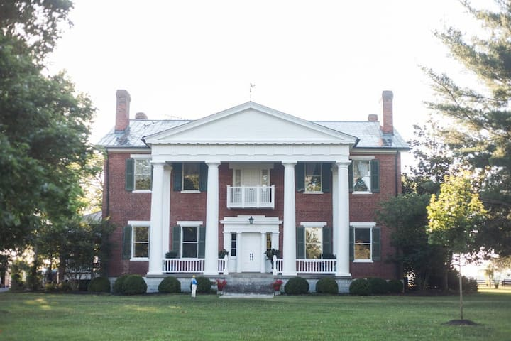 Historic Shelby Manor