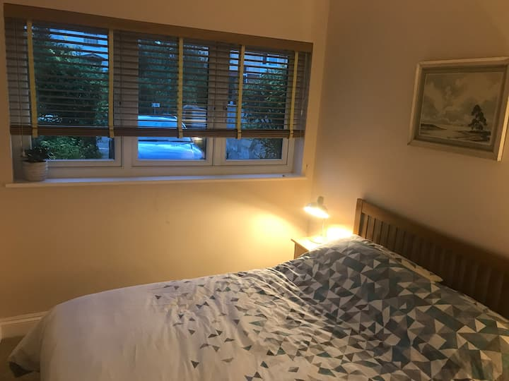 Private ensuite double room.