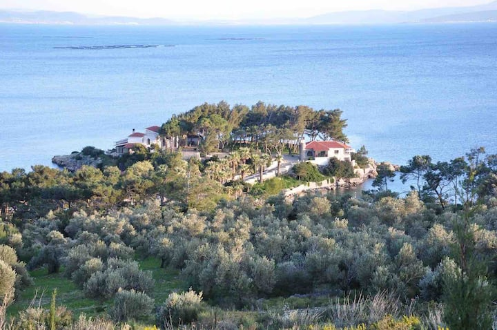 Bir adada tatil tecrübesi yaşamak için tam zamanı