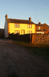 Chilled out Farmhouse in the Eden Valley - Renwick