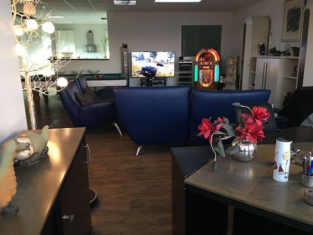 Luxus-Loft in zentraler Lage