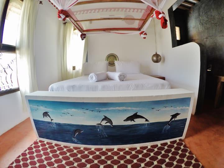 """Zawadyvilla - private room """" Nura """""""