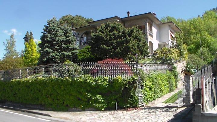 Matilde's house, alle spalle delle Cinque Terre