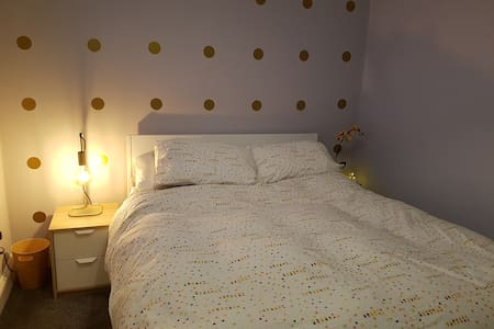 Modern double private ensuite room in Gosforth. - Newcastle upon Tyne