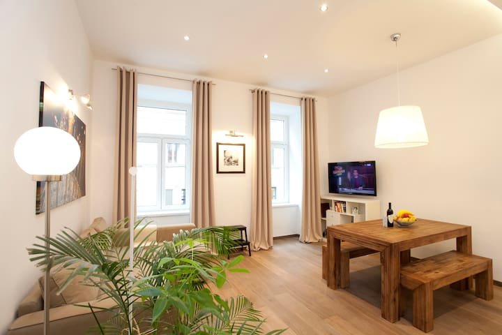 Beautiful New Central Apartment  - Wenen