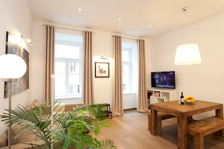 Beautiful New Central Apartment  - Vienna