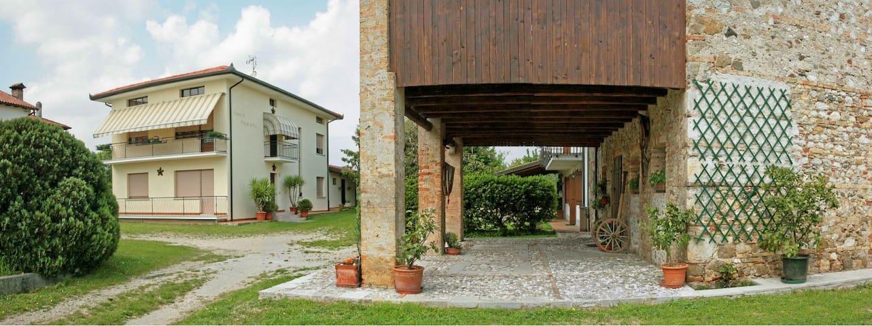 Casa di Emeri & Ina vicino a Udine - Martignacco