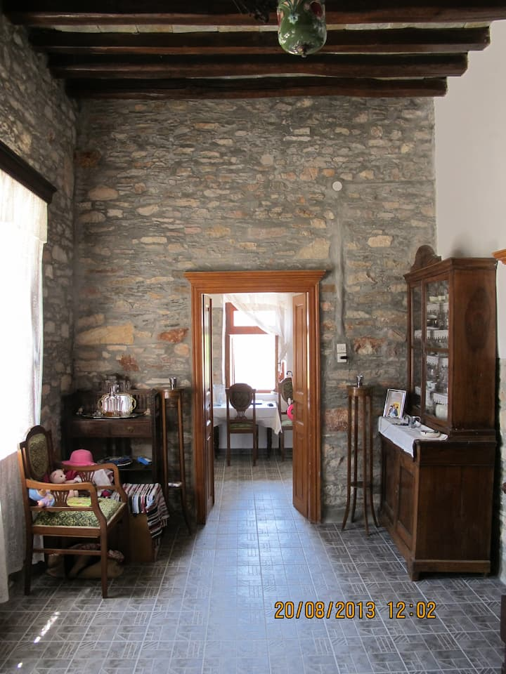 Mansion House in Artemonas,Sifnos