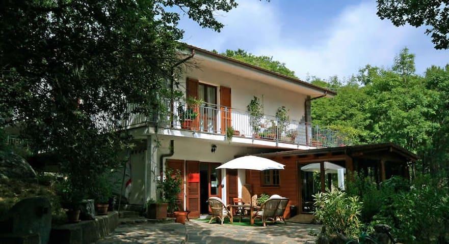 Conca Marina - La casa nel bosco