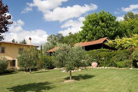 Home Holiday + Jacuzzi (Papillon) - San Miniato - Byt