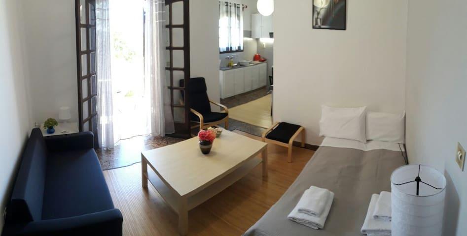 Cozy apartment near the beach - Chania - Huoneisto