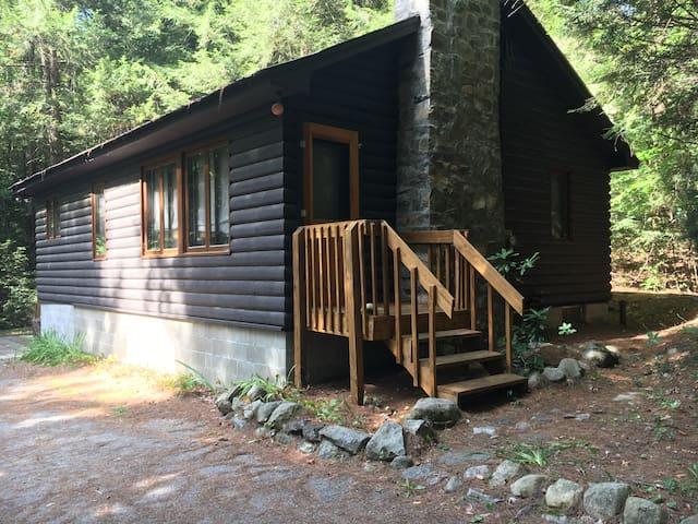 The Loon Lake Cabin