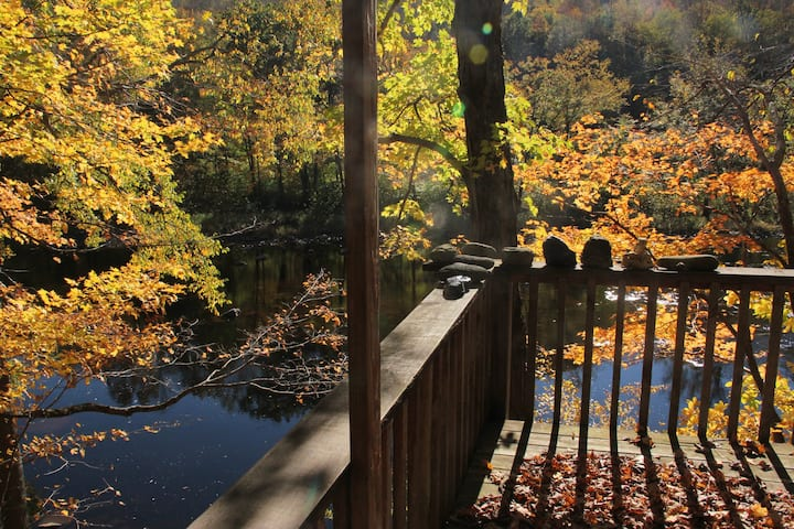 Apartment in Treetops on Dry Fork River