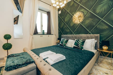 CENTER: DUOMO LUXURY Green