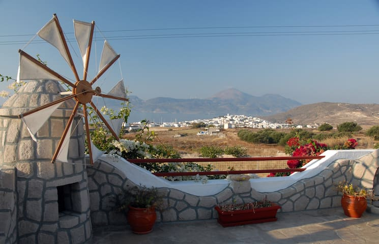 fully equipped apartment - Milos - Lejlighed