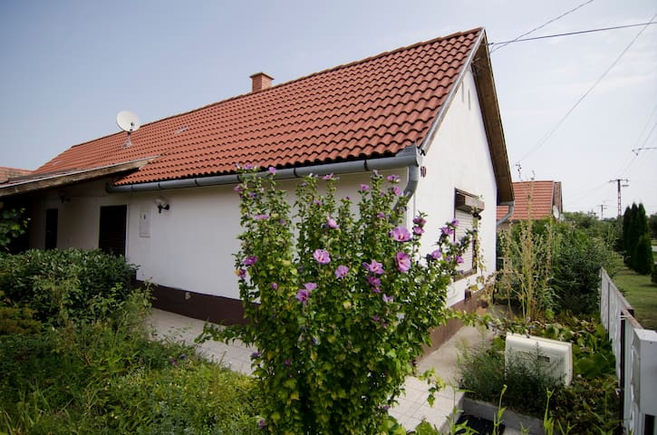House with big garden & fire place - Buzsák