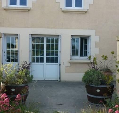 st lunaire, lovely 1 bedroom flat - Saint-Lunaire - Appartement