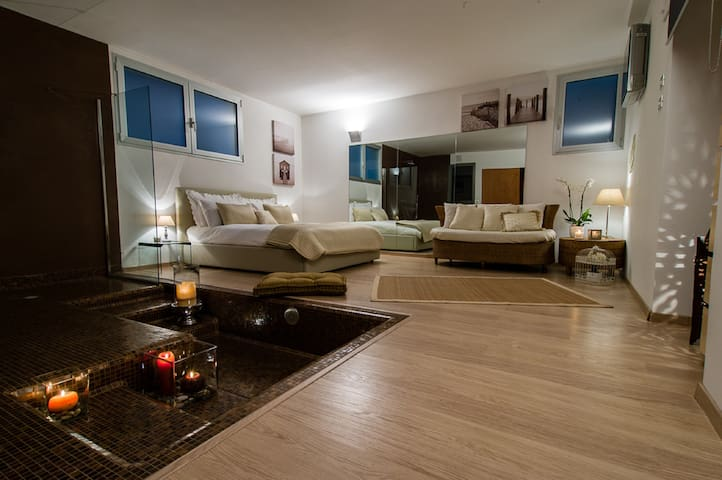 Luxury apartment - Lesa - Huoneisto