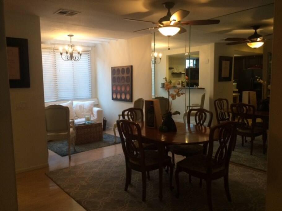 Dining Room & Sunroom