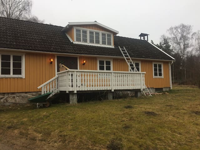 Schnuckeliges Haus in Bökeberga - Bökeberga - House