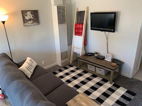 Cozy Up North Apartment