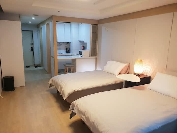 [Samsung st & COEX]  Modern&Cozy home