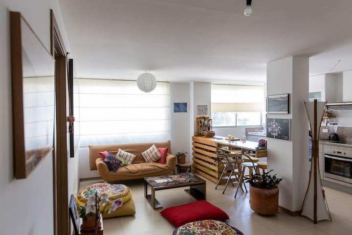 Hermoso piso en el centro de Cumbaya - Quito - Apartemen