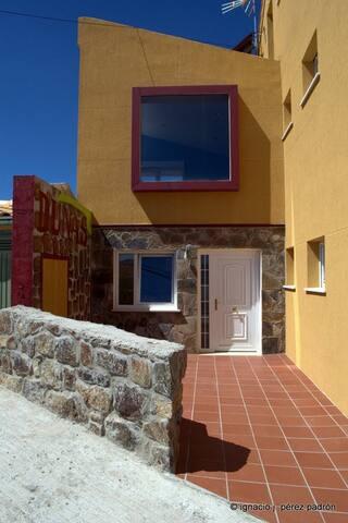 Casa Rural en la Sierra de Madrid - Santa María de la Alameda - Casa