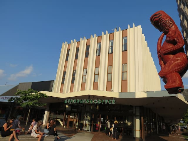 Rotorua  City Center Penthouse 2