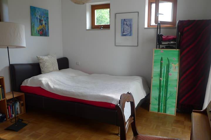 Gemütliches Zimmer in Radolfzell  - Radolfzell - Haus