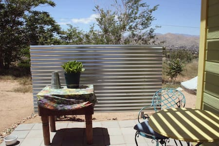 Terri's' Tiny House - Yucca Valley - Yucca Valley - Cabane