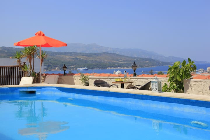 VIRGINIA HOTEL - SAMOS - Samos - Bed & Breakfast