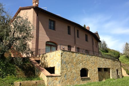 Casa La Gemma in Tuscany - San Miniato