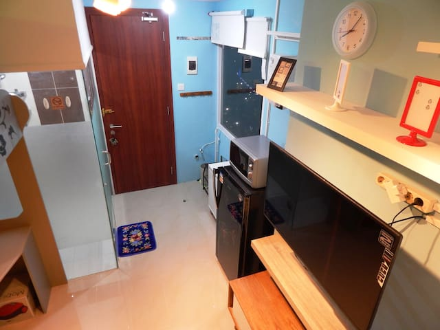 Super Fantastic Condo for 4 guests + Wifi - Pancoran MAS - Condominium