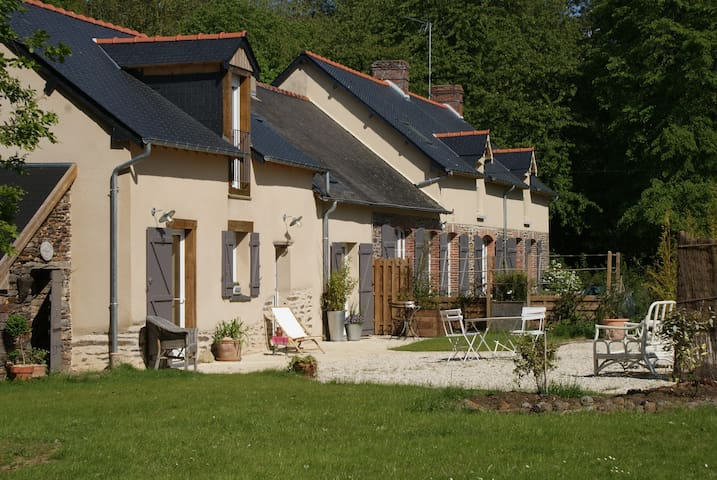 B&B La demeure de l'Isle  - Saint-Erblon - Bed & Breakfast