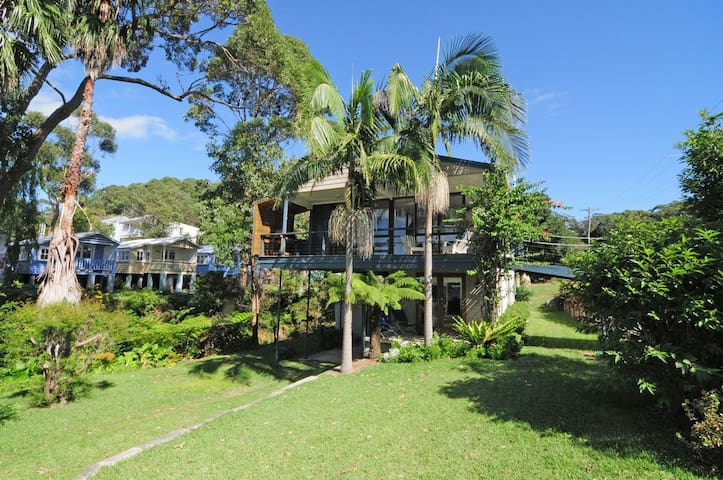 Possum House :-: Jervis Bay Rentals - Hyams Beach - Huis