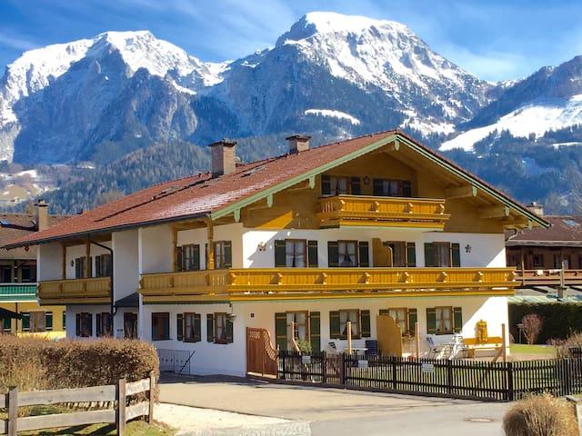 Urlaub am Königssee mit Bergblick - Schönau am Königssee