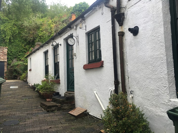 Corn market cottage - central, quiet and cosy