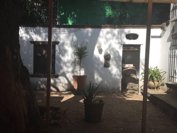 Marifer, encantador cuarto en Coyoacan