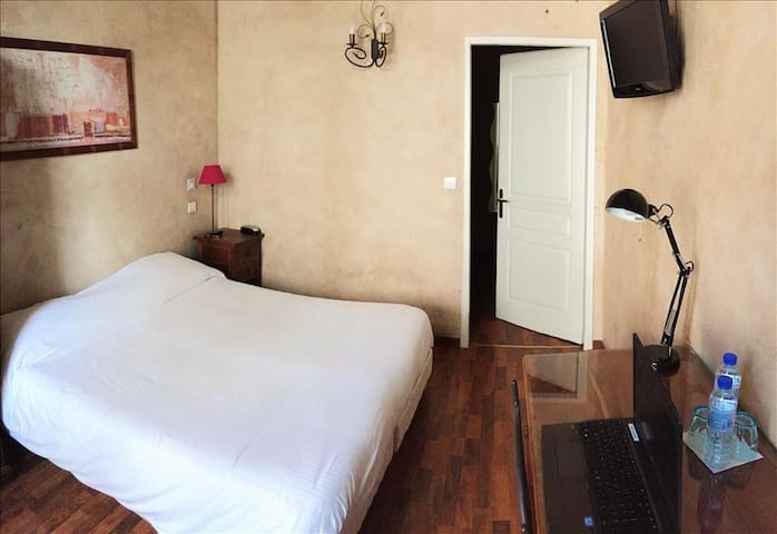 Comfy Double Room in the center of Lyon