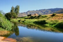Mooiplaas River Cottage, Self Catering, Farm Stay
