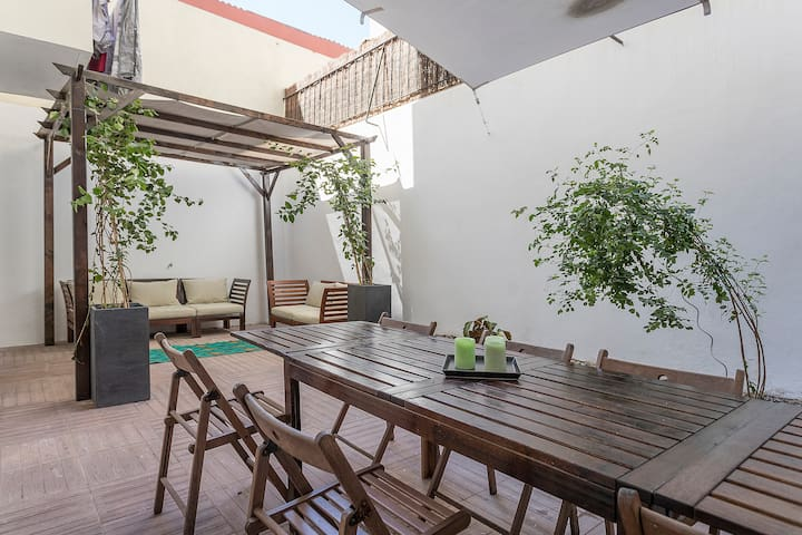 2 Bedroom Apartment with Big Terrace