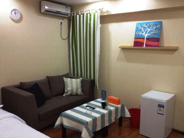 Morgan's apt by subway-for 4 person - Xi'an - Apartment