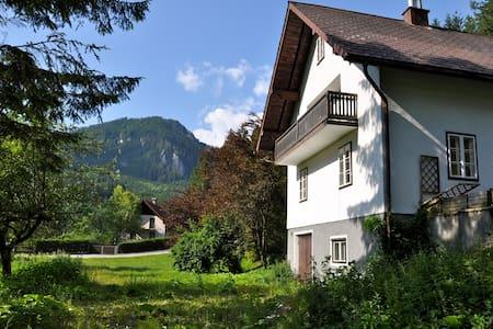 House in Naturpark Ötscher Tormäuer - Langseitenrotte