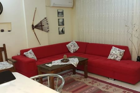2+1 SEA SİDE FOR RENT APARTMENT , - Alanya