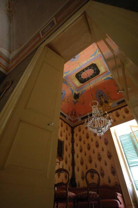 Il Salottino di Palazzo Leuzzi