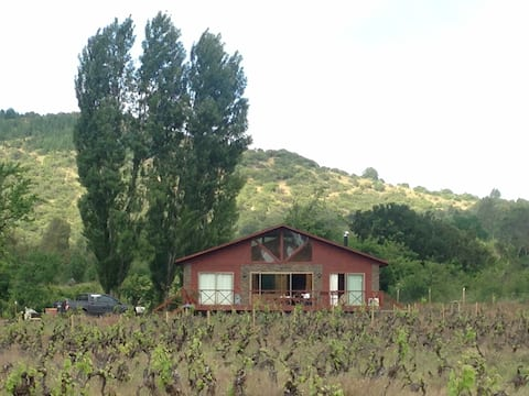 Casa de campo en los alrededores de Talca