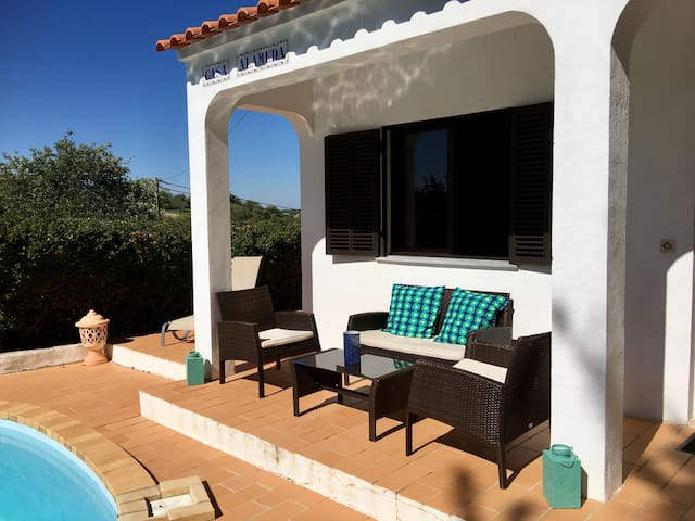 Maison pour 6 pers avec piscine - Albufeira - House