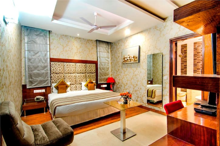 Ideal Stay  with Beautiful Decor at Paharganj