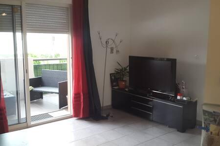 Appartement Euro 2016 - Saint Etienne - Saint-Priest-en-Jarez - Apartment